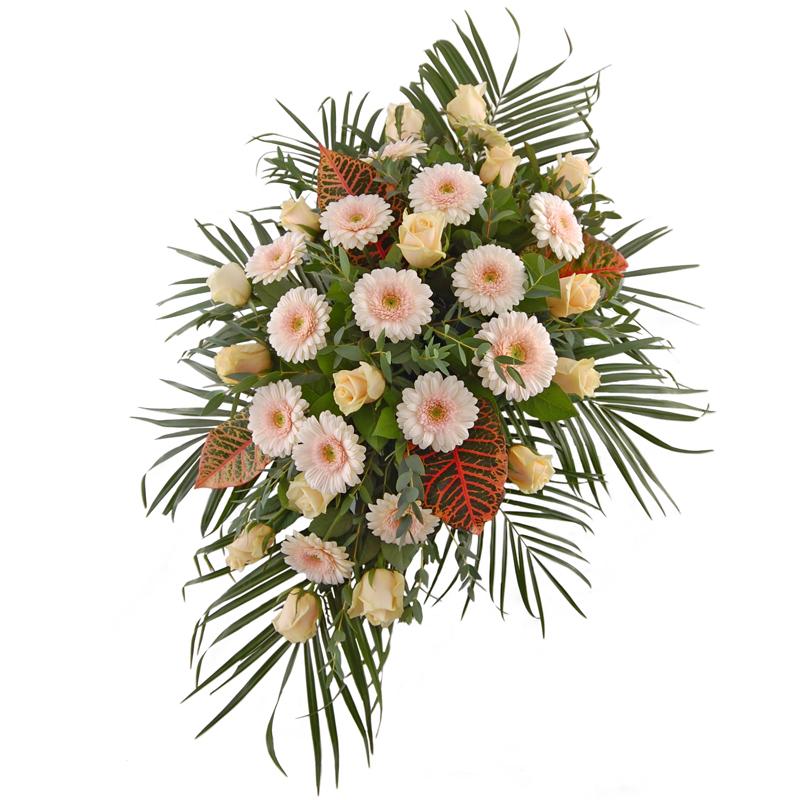 Wiązanka pogrzebowa Pamiętamy Telekwiaciarnia